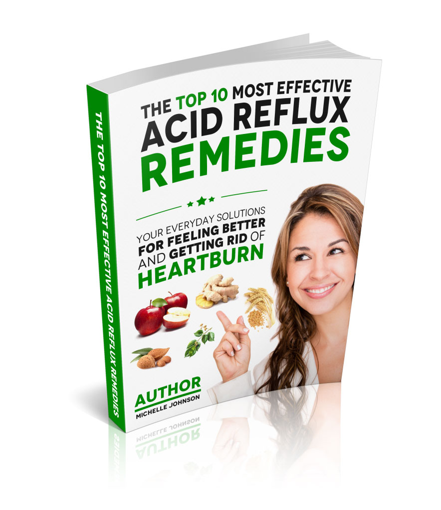 Acid Reflux Remedies eCover Design