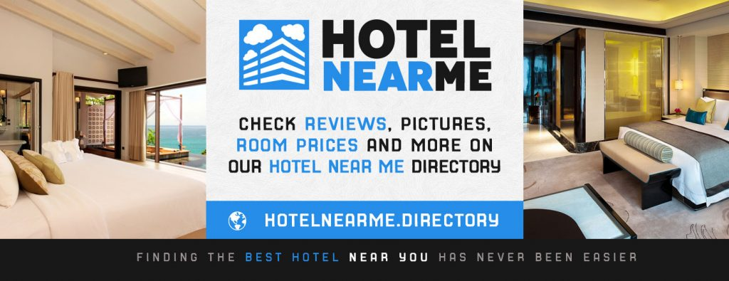 Hotel Near Me FaceBook Cover