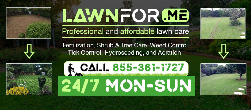 Lawn for Me Lawn Care Facebook Cover