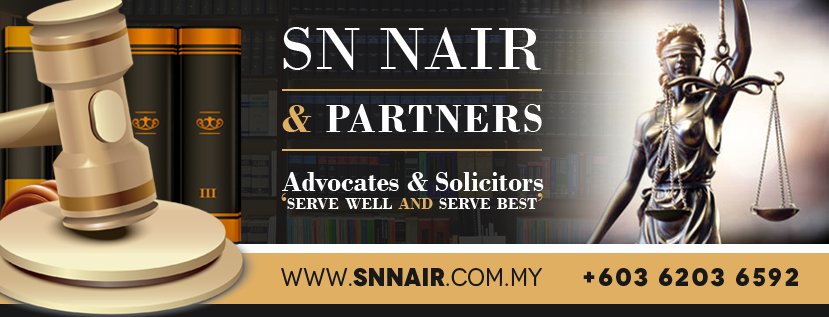 SN Nair and Partners Lawyer Facebook Cover